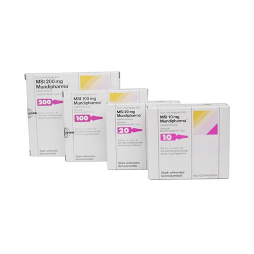MSI Morphin ohne Rezept im Onlineshop bestellen mit Versand aus Deutschland. Verschreibungspflichtige Medikamente rezeptfrei online kaufen im deutschen Shop