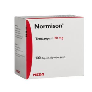 Normison ohne Rezept im Onlineshop bestellen mit Versand aus Deutschland. Verschreibungspflichtige Medikamente rezeptfrei online kaufen im deutschen Shop