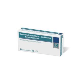 Oxycodonhydrochlorid ohne Rezept im Onlineshop bestellen mit Versand aus Deutschland. Verschreibungspflichtige Medikamente rezeptfrei online kaufen im deutschen Shop