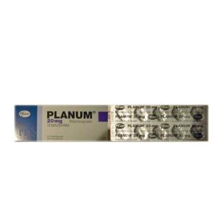 Planum 20 mg ohne Rezept im Onlineshop bestellen mit Versand aus Deutschland. Verschreibungspflichtige Medikamente rezeptfrei online kaufen im deutschen Shop