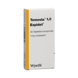 Temesta ohne Rezept im Onlineshop bestellen mit Versand aus Deutschland. Verschreibungspflichtige Medikamente rezeptfrei kaufen