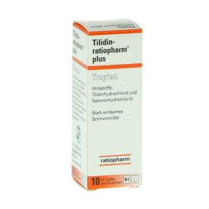 Tilidin Ratiopharm ohne Rezept im Shop bestellen. Versand aus Deutschland. Verschreibungspflichtige Medikamente rezeptfrei online kaufen aus deutscher Versandapotheke