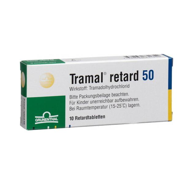 Tramal retard ohne Rezept im Onlineshop bestellen mit Versand aus Deutschland. Verschreibungspflichtige Medikamente rezeptfrei online kaufen im deutschen Shop