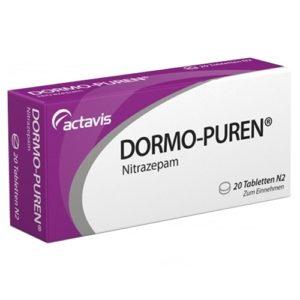 Dormo-Puren ohne Rezept im Onlineshop bestellen mit Versand aus Deutschland. Verschreibungspflichtige Medikamente rezeptfrei online kaufen im deutschen Shop